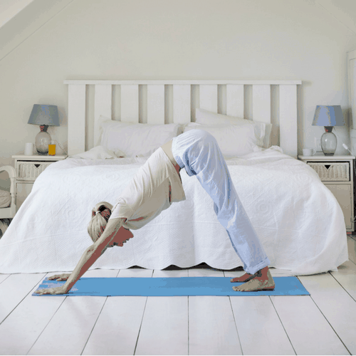 How to Start a Yoga Practice at Home