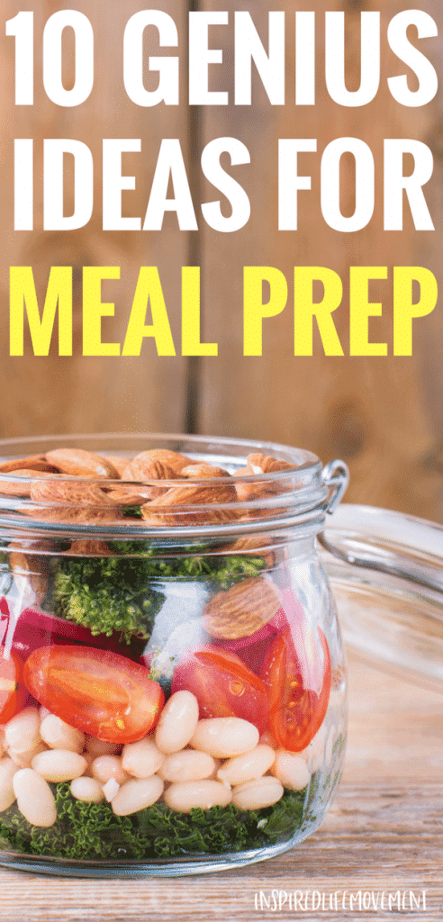 10 Clean Eating Meal Prep Ideas For The Week