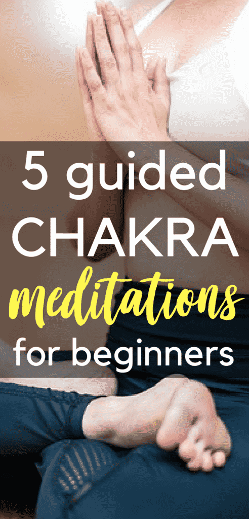 5 Guided Chakra Meditations for Beginners