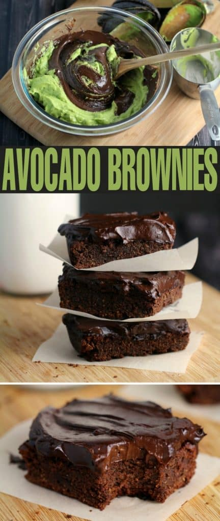 Keto Brownies Recipe With Avocado