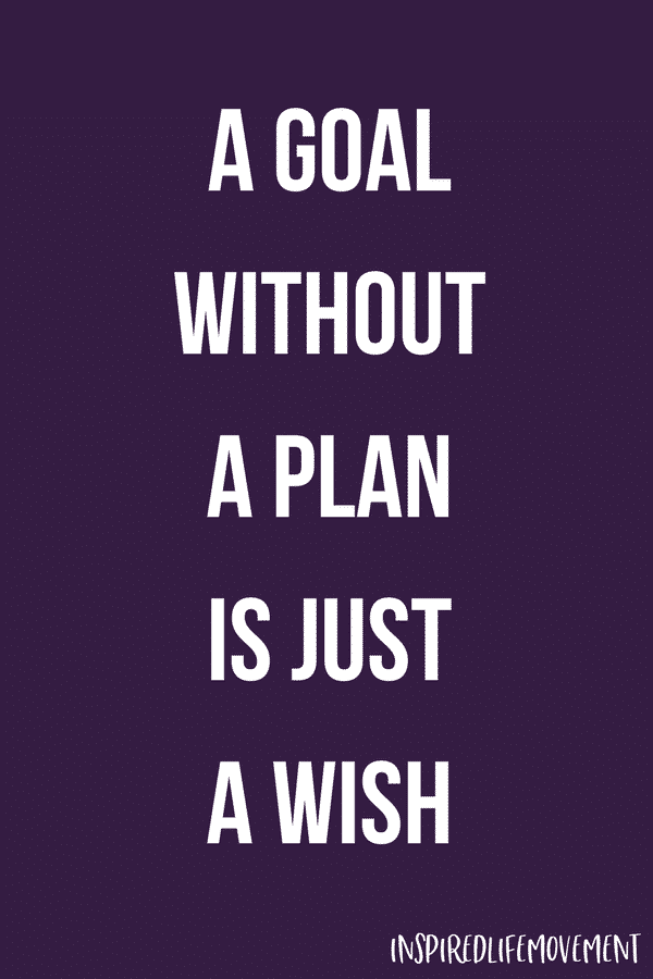 Motivational Quotes for Working Out | Fitness Mantras | Fitness Quotes | A goal without a plan is just a wish