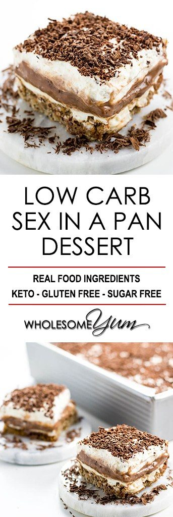 Keto Sex in a Pan Recipe
