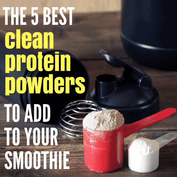 what is the best protein powder for smoothies