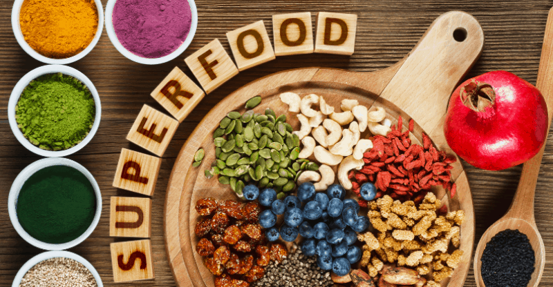Superfoods Good For Your Skin