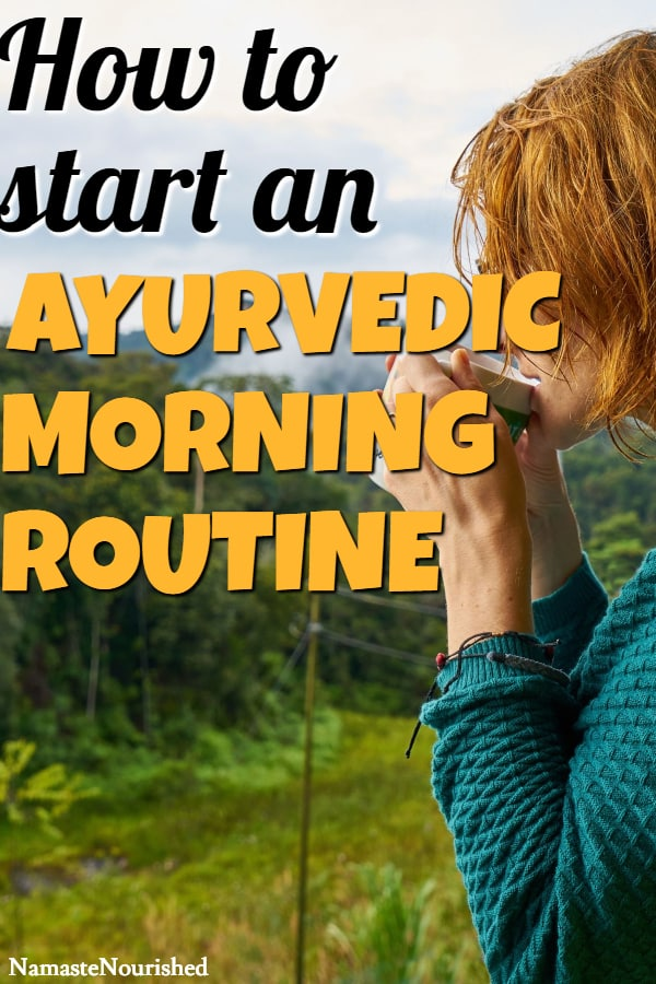 Daily self-care routine to try... Try this daily self-care routine from Ayurveda for 30 days and see what happens. #ayurveda #selfcare #morningrituals #morningroutine #healthymorningrituals