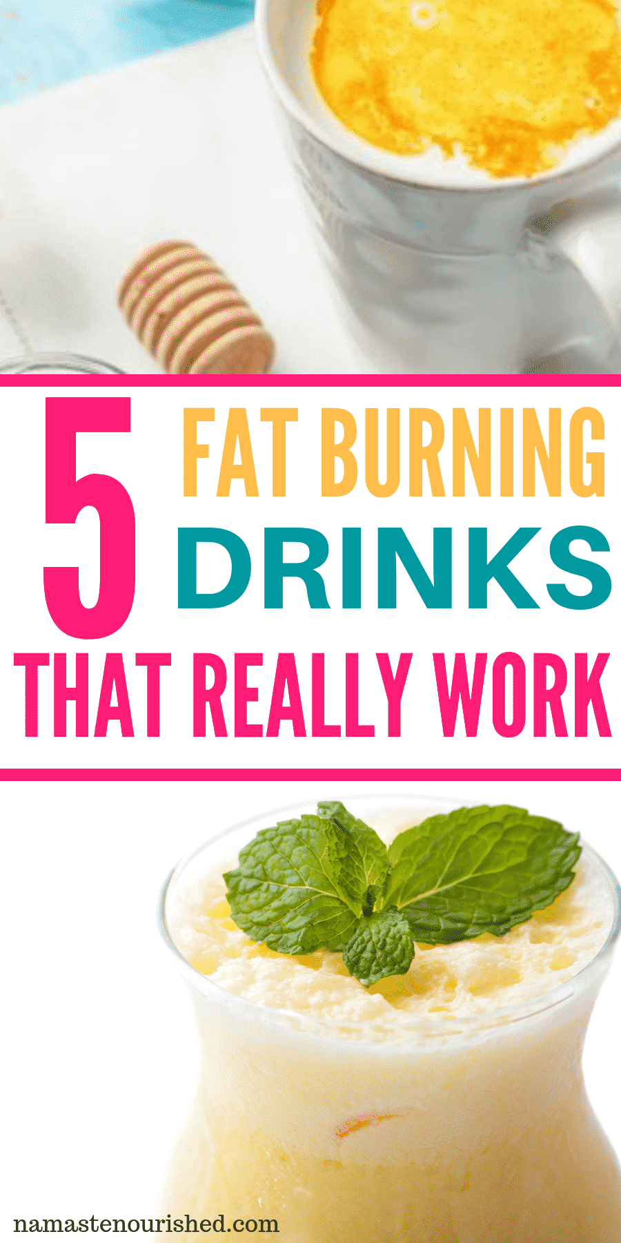 5 Delicious Fat Burning Drinks from Ayurveda That Actually Work in Helping You Lose Fat and Shed Pounds