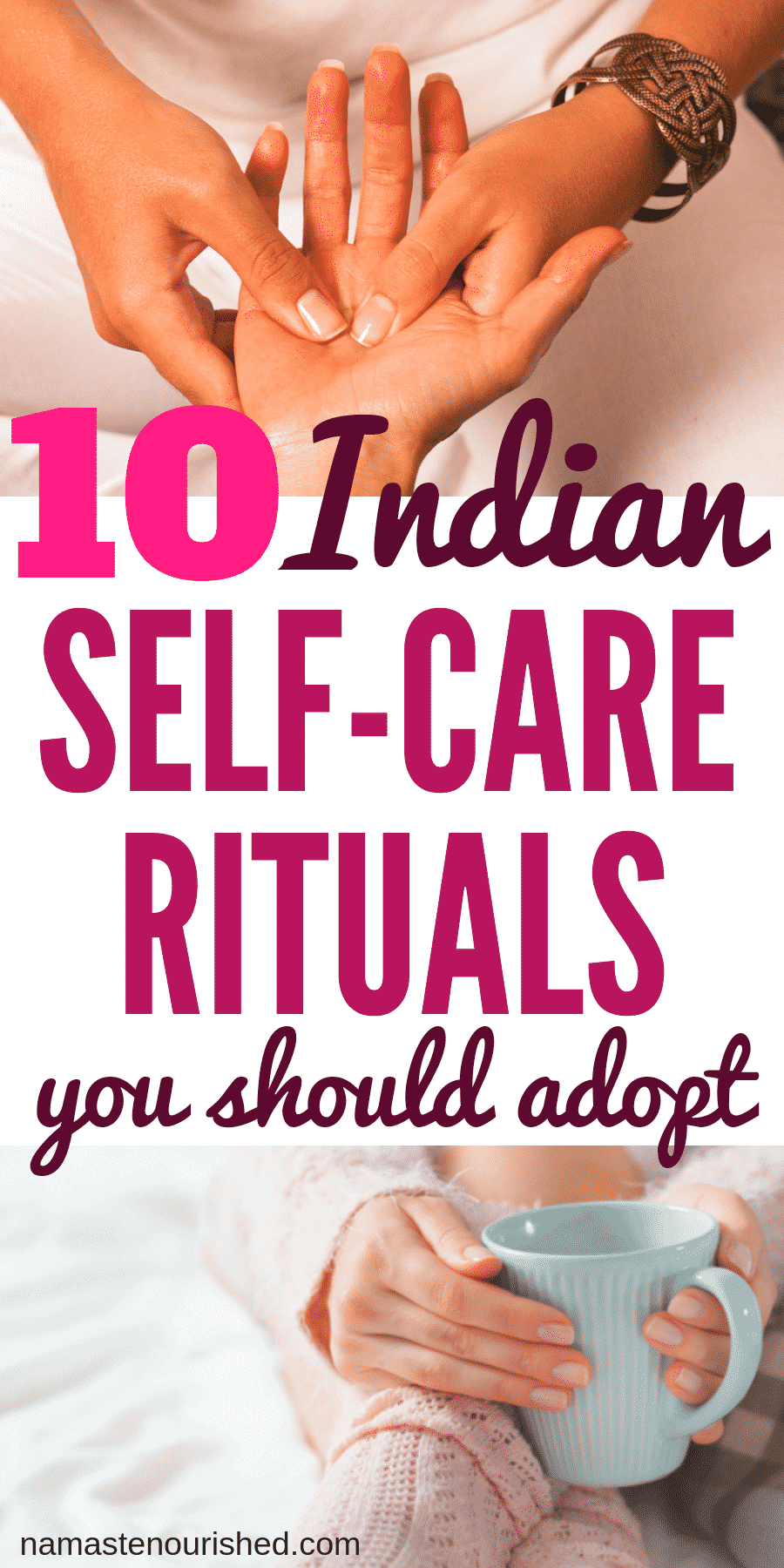 Self care rituals are an important part of Ayurveda. Click through to learn about 10 self care rituals that you should adopt to improve your health and wellness == srcset=