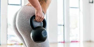 10 Kettlebell Exercises for Weight Loss