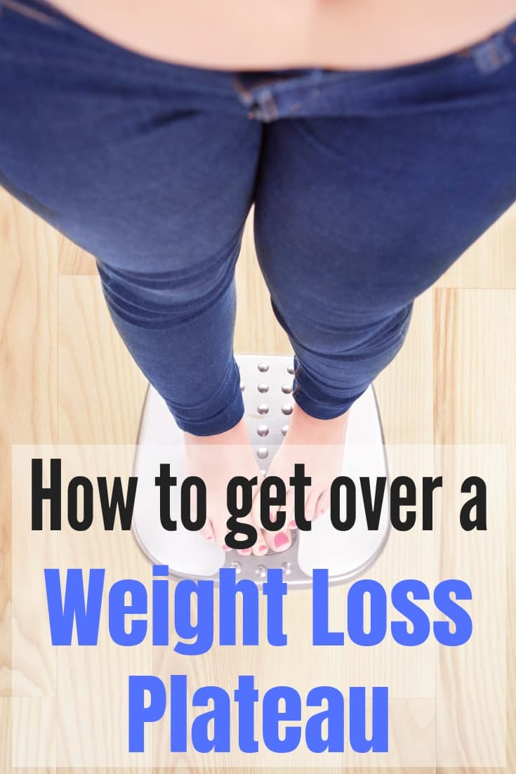 How to get over a weight loss plateau - Stopped Losing Weight? Here are some tips to help get you going again