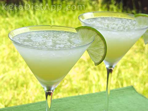 Keto Daiquiri Cocktail