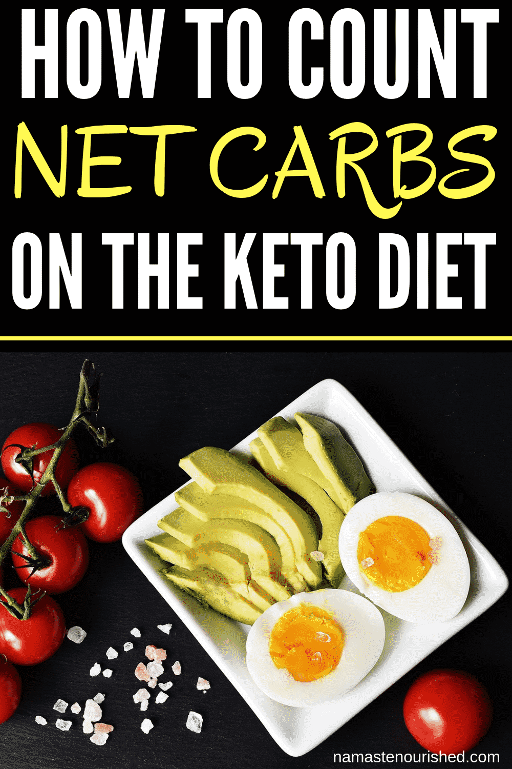 How to count net carbs on the keto diet