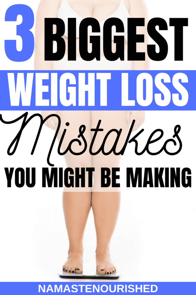Weight loss tips for women are a dime a dozen - everyone has a different shake or pill that promises you can lose weight fast. But there are 3 common mistakes that lots of women make when it comes to losing weight, and these can jeopardize your weight loss dramatically. Click through to see what they are ->