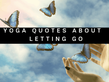yoga quotes about letting go