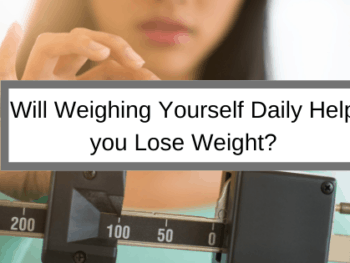 will weighing yourself daily help you lose weight