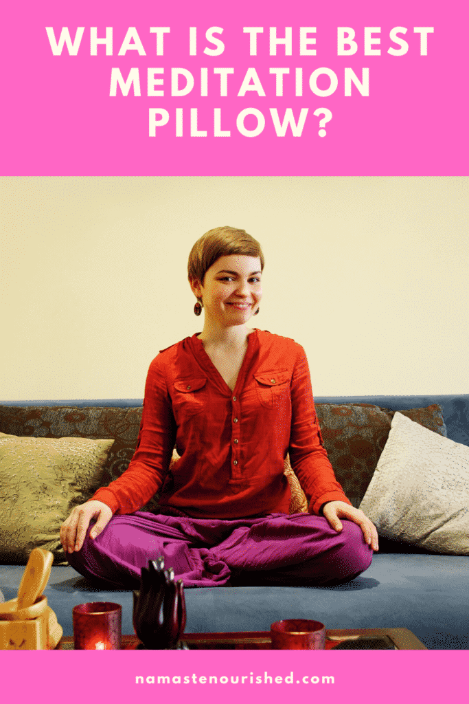 what is the best meditation pillow?