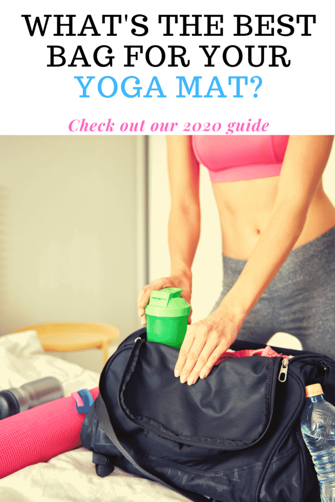 what's the best bag for your yoga mat? See our complete guide!
