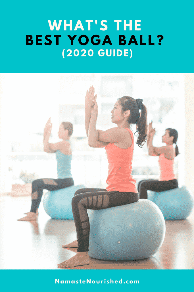 what's the best yoga ball